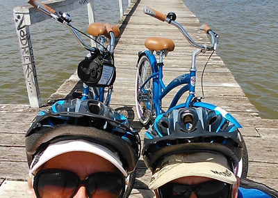 bike-hirers-on-the-long-jetty